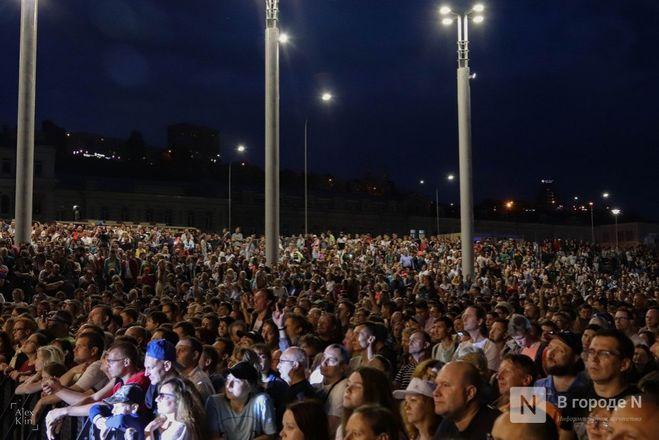 Над Нижним Новгородом прозвучал «Рок чистой воды»: люди, музыка, экология - фото 13