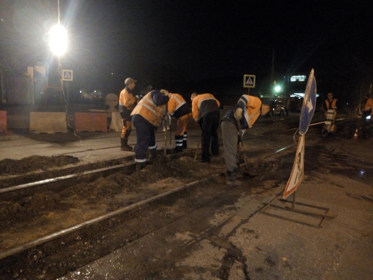 180 километров трамвайных путей отремонтировали в Нижнем Новгороде в 2020 году - фото 1