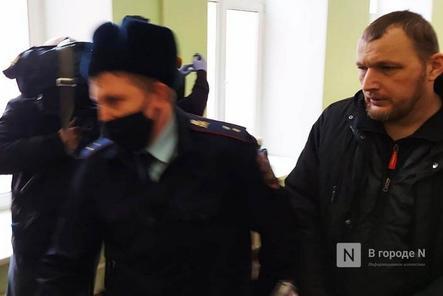 Устроившего ДТП со школьниками в центре Нижнего Новгорода Пильганова доставили в суд для оглашения приговора