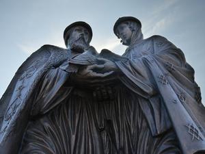 Памятник Петру и Февронии установят в Нижнем Новгороде за 3,5 миллиона рублей