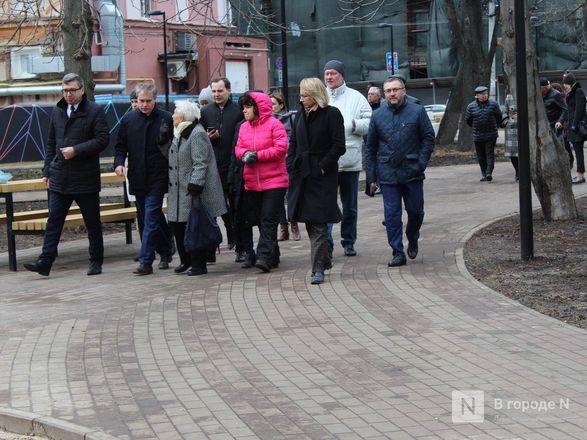 Благоустройство Чернопрудского сквера завершится в следующем году - фото 13