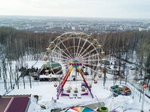 Концепцию игровой площадки в парке Швейцария обсудят с нижегородцами