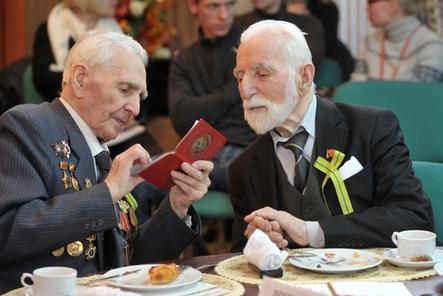 В Совете ветеранов Нижнего Новгорода обсудили предстоящие мероприятия ко Дню Победы