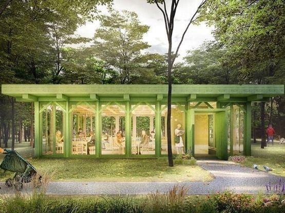 Читальни в парке «Швейцария» будут работать круглый год - фото 1
