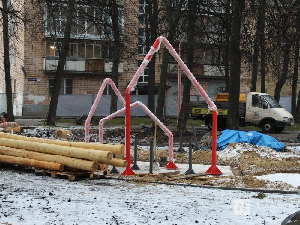 Нижегородцев заверили в безопасности детской площадки в сквере Свердлова - фото 1