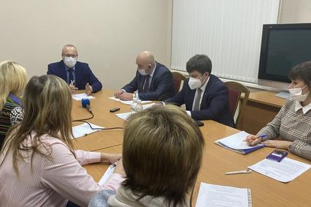 Жильцам разрушенного от взрыва газа дома на Краснодонцев предложили варианты расселения
