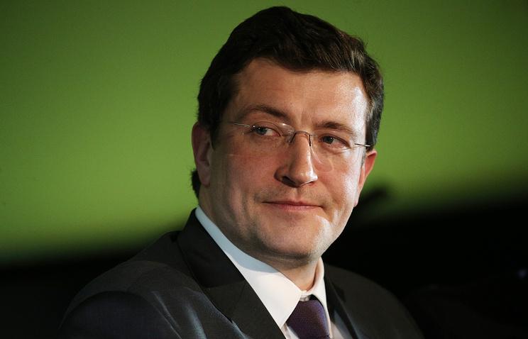 Никитин официально представлен как врио губернатора Нижегородской области