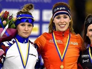 Нижегородка завоевала серебро на Кубке мира по конькобежному спорту
