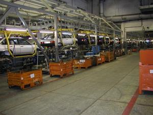 ГАЗ остановил производство до 20 января