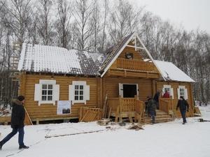 Новый дом для нижегородских «моржей» откроется в середине февраля