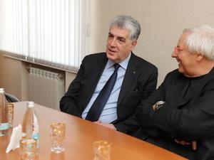 Проректор Университета Калабрии Джузеппе Пассарино впервые посетил ННГУ