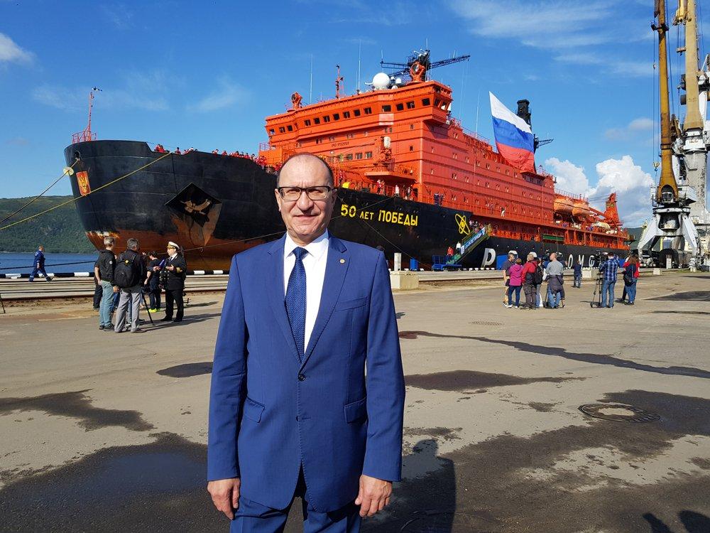 Ректор НГТУ им. Р. Е. Алексеева завершил полярную экспедицию - фото 1