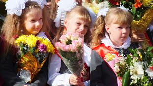 Родители нижегородских школьников вновь откажутся от букетов на 1 Сентября ради благотворительности