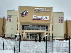 В рабочем поселке Тоншаево открылся ФОК