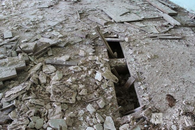 Здесь пела Пугачева: во что превратился нижегородский ДК имени Ленина  - фото 46