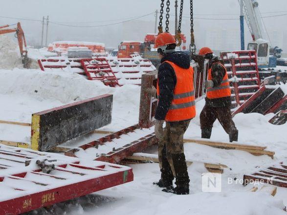 Школа будущего: как идет строительство крупнейшего образовательного центра Нижегородской области - фото 19