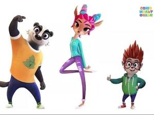 Новых персонажей «Ну, погоди!» показал «Союзмультфильм»