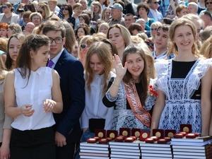 Почти 500 нижегородских выпускников окончили школу с золотой медалью
