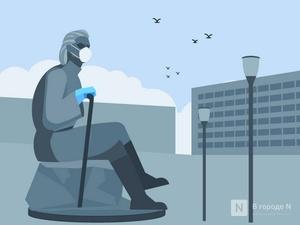 Почти 9000 нижегородцев заразились коронавирусом