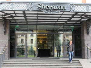 ФСБ освободила «заложников» в нижегородском отеле Sheraton