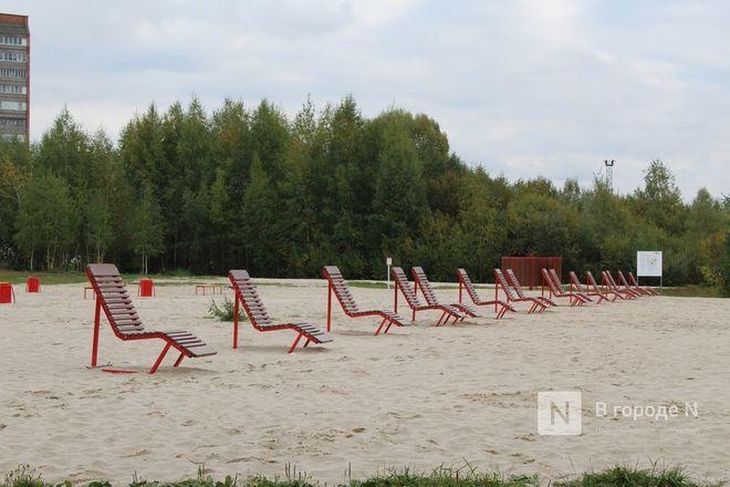 Пляж, качели, два фонтана: как преобразился Канавинский район - фото 85