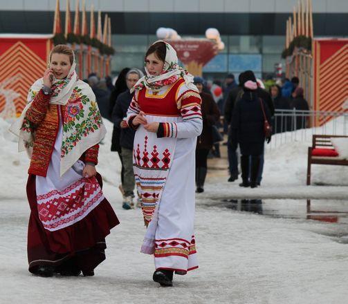 Нижегородцы отметили спортивную Масленицу в «Зимней сказке» - фото 27