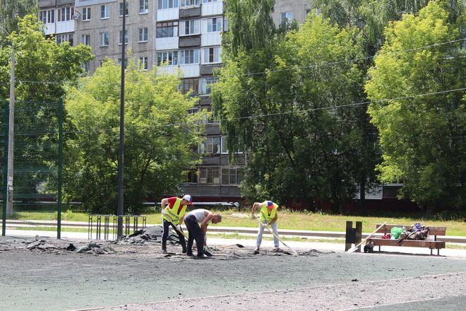 Не прошло и года: нижегородские скверы нужно благоустраивать заново - фото 22