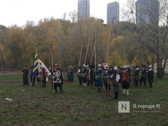 Нижегородцы стали участниками средневекового сражения  - фото 20