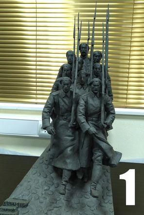 Три варианта нового памятника в парк Кулибина представили на голосование - фото 2