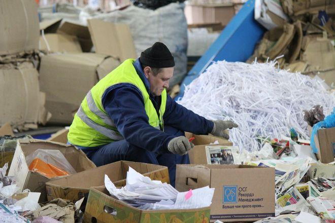 Нижегородский мусор для Финляндии: куда отправляется вторсырье из экопунктов - фото 14