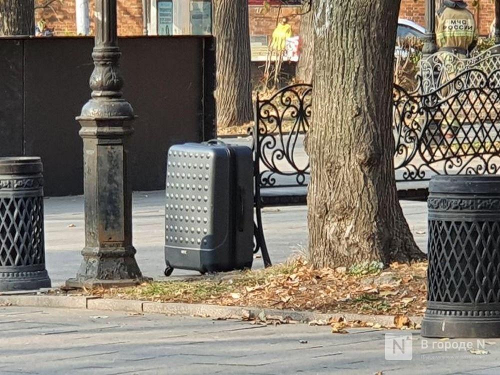 Службы экстренного реагирования прибыли к фонтану на площади Минина и Пожарского - фото 3