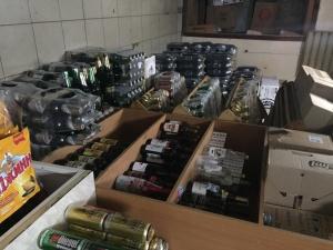300 литров контрафактного алкоголя изъято в Нижнем Новгороде