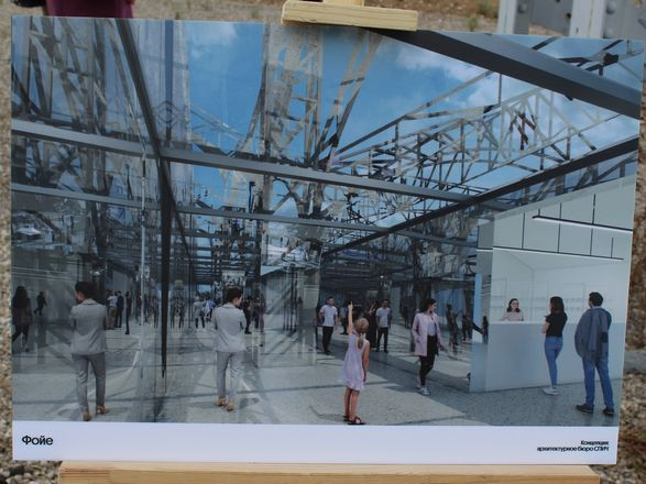 Под выставочное пространство и концертный зал планируется переоборудовать пакгаузы на Стрелке - фото 6