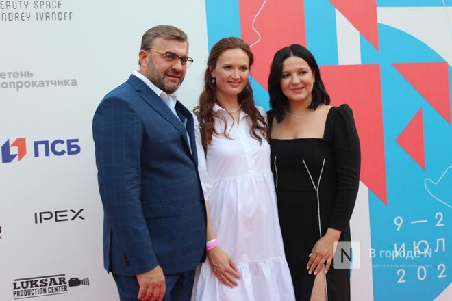Звездный десант: юбилейный «Горький fest» стартовал в Нижнем Новгороде - фото 94