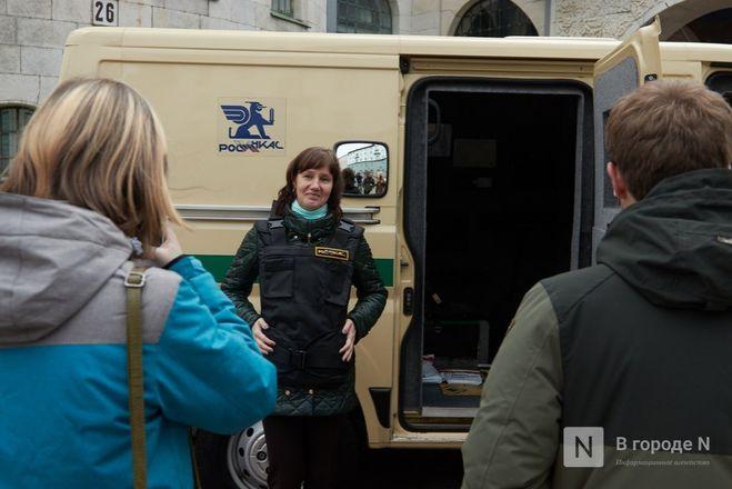 Победители проекта «В городе N» побывали на эксклюзивной экскурсии в Госбанке на Большой Покровской - фото 6