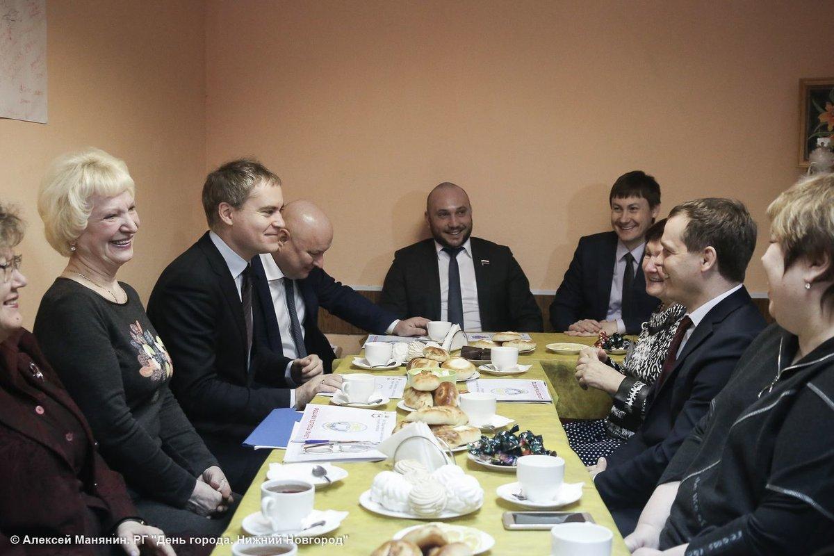 В Нижнем Новгороде появятся соседские центры - фото 1