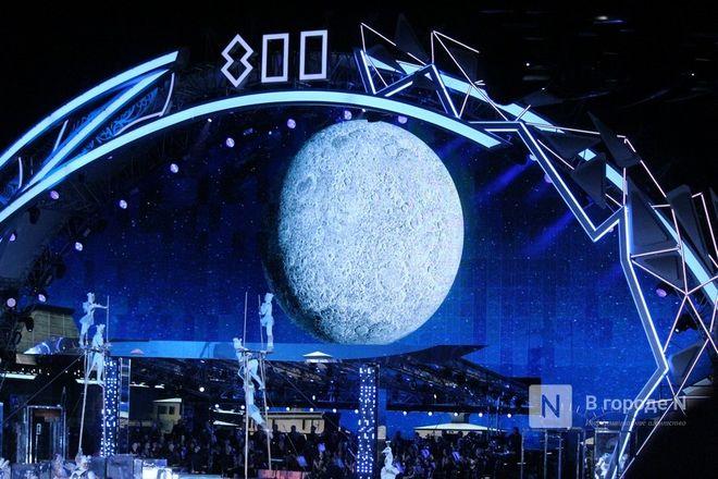 Огонь, вода и звезды эстрады: Как прошло гала-шоу 800-летия Нижнего Новгорода - фото 53