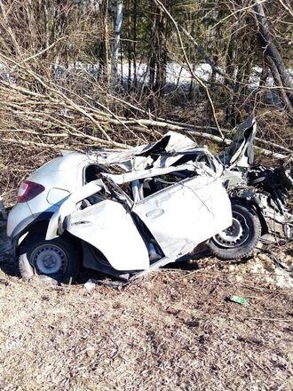 Девочка-подросток и двое взрослых пострадали в ДТП по вине пьяного водителя в Вознесенском районе - фото 1
