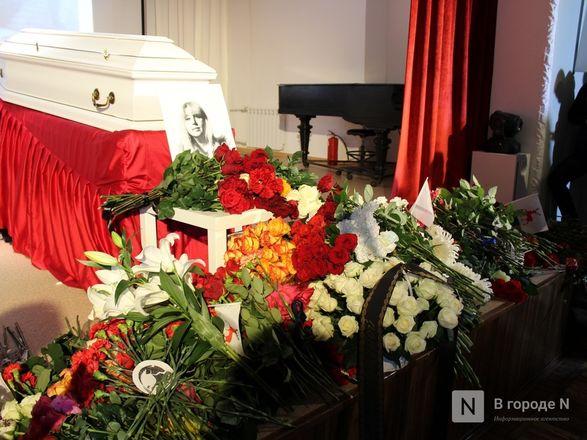 Церемония прощания с Ириной Славиной началась в Нижнем Новгороде (фото) - фото 6