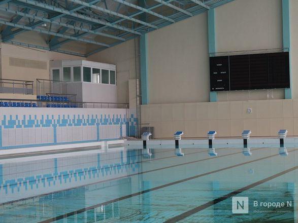 Возрожденный «Дельфин»: как изменился знаменитый нижегородский бассейн - фото 49