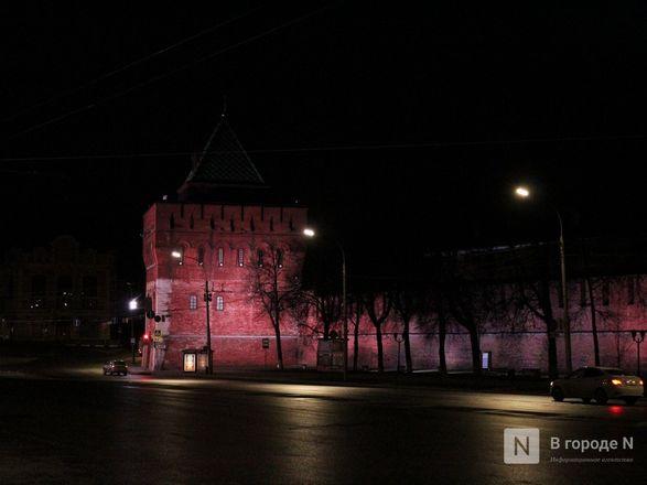 «Свет сердца» зажгли кремль, стадион «Нижний Новгород» и телебашня - фото 14