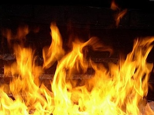 Годовалая девочка погибла при пожаре в Бутурлинском районе