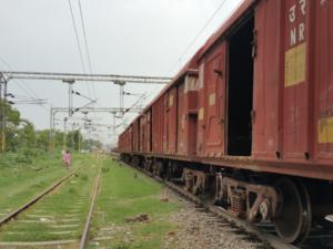 Первый «Грузовой экспресс» в Китай отправился со станции Яр 2 декабря