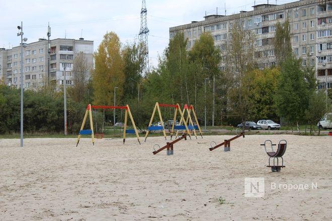 Пляж, качели, два фонтана: как преобразился Канавинский район - фото 86