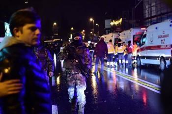 Одной из жертв теракта в Стамбуле в новогоднюю ночь стала россиянка
