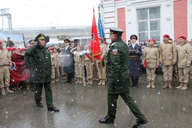 «Сирийский перелом»: уникальная выставка военной техники побывала в Нижнем Новгороде - фото 17
