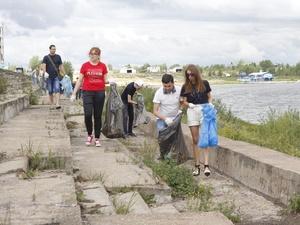 Нижегородцев наградили за самый необычный мусор на Гребном канале