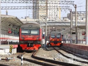 Дополнительные электрички начнут курсировать в Нижегородской области с 15 мая