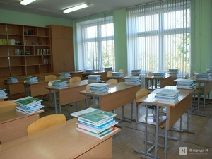 13% нижегородских школьников учатся во вторую смену