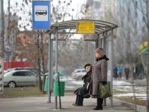 В Советском районе отремонтировали 22 автобусные остановки